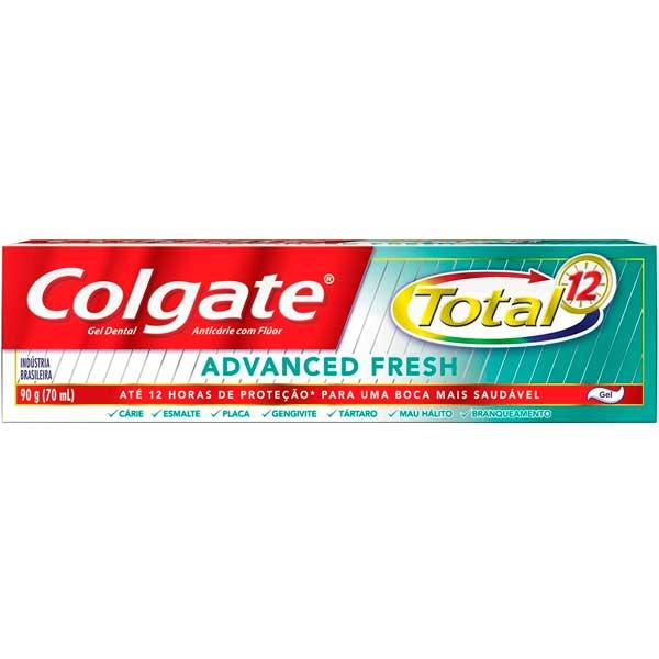 CD COLGATE TOTAL 12 90G ADVANCED FRESH