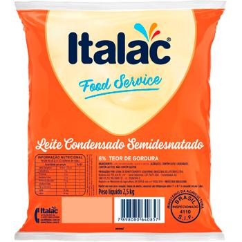 LEITE COND ITALAC BAG 2,5 KG S DESN 6%G