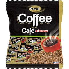 BALA DURA 500G COFFEE CAFE POCKET