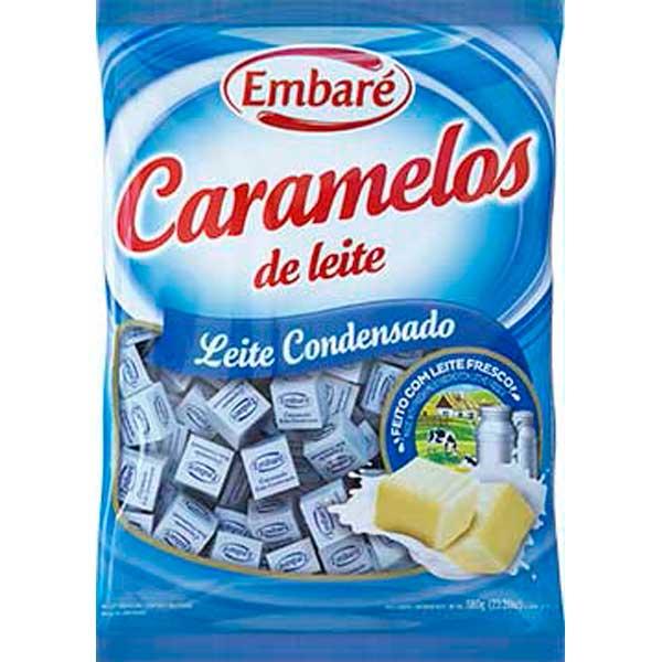 CARAMELO EMBARE LEITE COND 660G