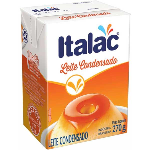 LEITE COND ITALAC TP 270G S DESN 6%G