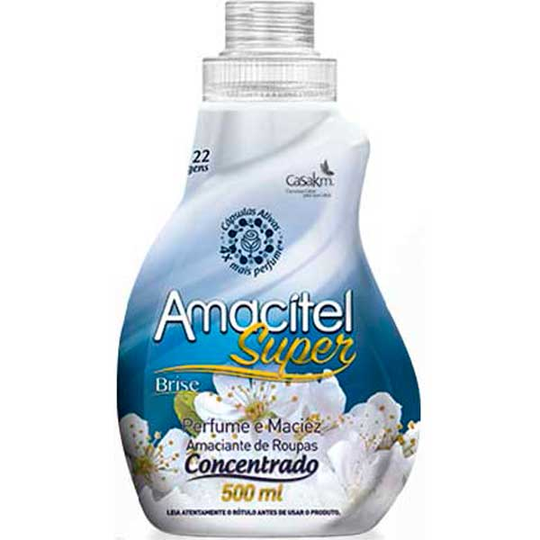 AMACIANTE AMACITEL CONCENTR 500ML BRISE