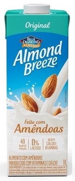 ALIM C/AMENDOA ALMOND BREEZE ORIGINAL 1L