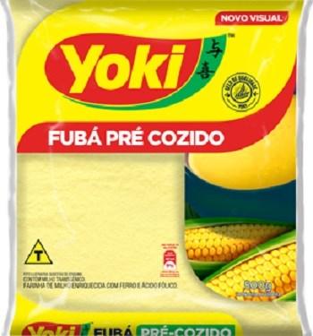 FUBA PRE-COZIDO FINO YOKI 1KG