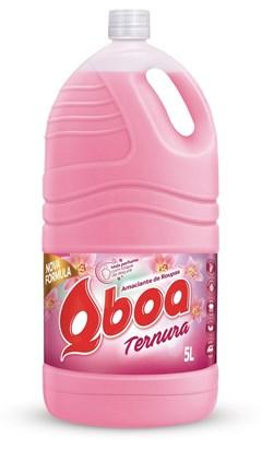 AMACIANTE Q-BOA 5L ROSA TERNURA