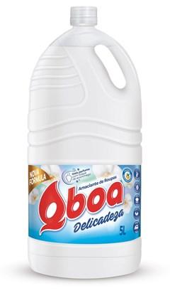 AMACIANTE Q-BOA 5L BRANCO DELICADEZA