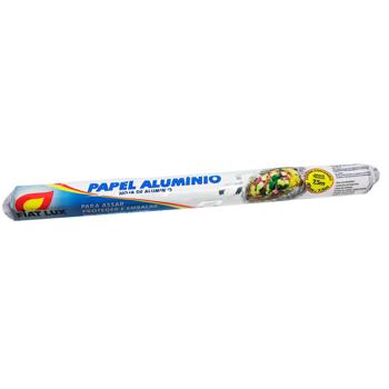 PAPEL ALUMINIO FIAT LUX 45CM X 7,5M