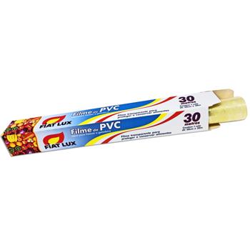 FILME PVC FIAT LUX 28CM X  30M