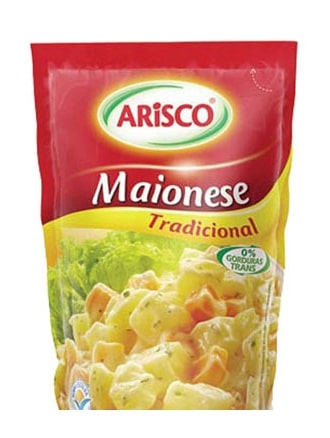 MAIONESE ARISCO DOY PACK 400G