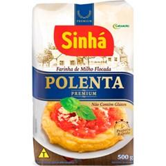 POLENTA SINHA 500G PREMIUM
