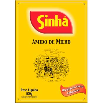 AMIDO MILHO SINHA SACOLA 500G