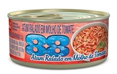 ATUM 88 RALADO 140G AO M TOMATE