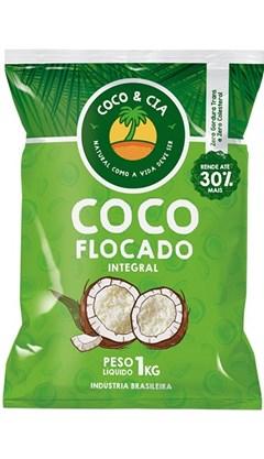 COCO FLOCADO 1KG COCO&CIA INTEGRAL