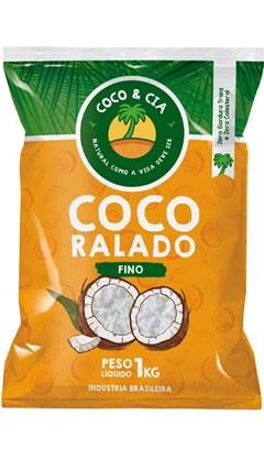 COCO RALADO 1KG COCO&CIA FINO