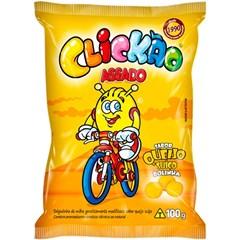 CHIPS CLICKAO ASSAD QUEIJO 100G BOLINHA