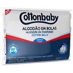ALGODAO COTTONBABY PCT 50G BOLA BRANCO