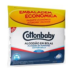 ALGODAO COTTONBABY PCT 95G BOLA BRANCO