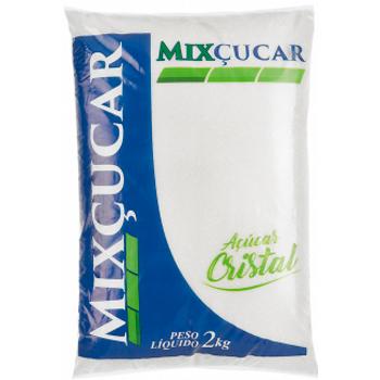 ACUCAR CRISTAL MIXCUCAR 2KG