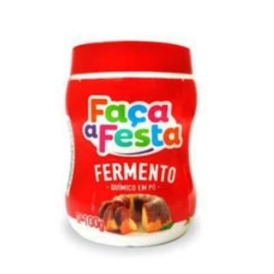 FERMENTO QUIMICO PO FACA A FESTA 100G