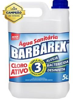 AGUA SANITARIA BARBAREX 5L