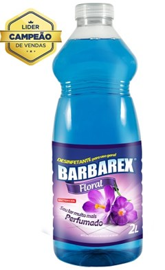 DESINF BARBAREX 2L FLORAL