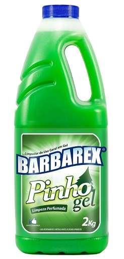 DESINF BARBAREX GEL 2KG PINHO