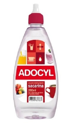 ADOC ADOCYL LIQ SACARINA 200ML