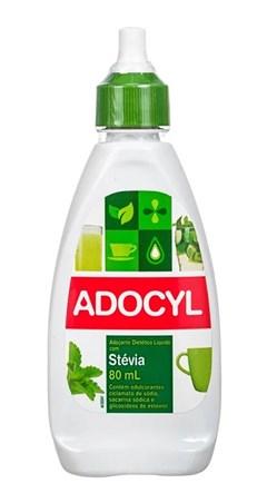 ADOC ADOCYL LIQ STEVIA 80ML