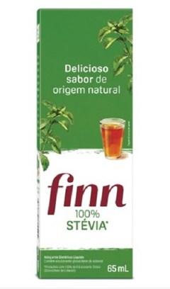 ADOC FINN LIQ 100% STEVIA 65ML
