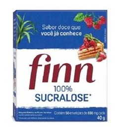 ADOC FINN PO 100% SUCRALOSE 40G 50 ENVEL