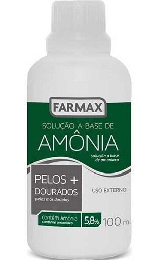 AMONIA FARMAX 100ML