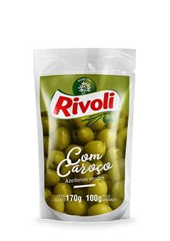AZEITONA VERDE DOY P RIVOLI C/CAR  100G