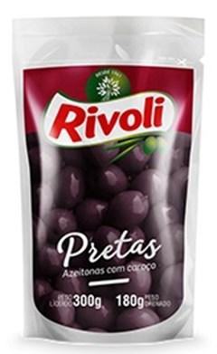 AZEITONA PRETA DOY P RIVOLI C/CAR 180G