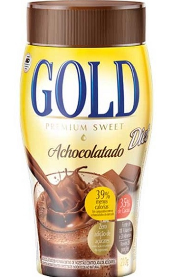 ACHOC PO DIET GOLD 200G