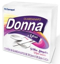 GUARDANAPO DONNA F SIMPLE 29,5X29,5 50UN