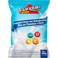 COMPOSTO LACTEO TRIANGULO 400G