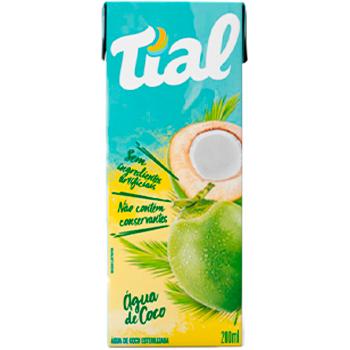 AGUA COCO TP 200ML TIAL